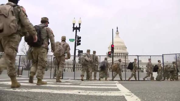 Some Pennsylvania Guard will be in Washington until March