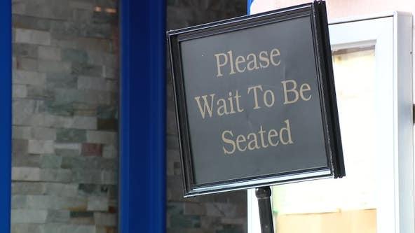 Philadelphia-area restaurants mandate proof of vaccine as COVID-19 cases rise