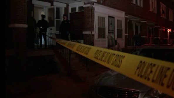 Investigators searching for man they say shot wife to death in Philadelphia