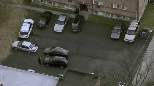Police: Man, woman found fatally shot inside Bustleton apartment