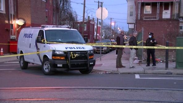 Police: Man critical after being shot in face in West Philadelphia