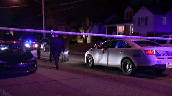Police: Woman, 52, dies after being found shot inside SUV in Fox Chase