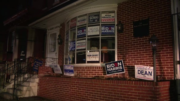 Gunshots fired through window of Montgomery County Democratic Committee office, investigators say
