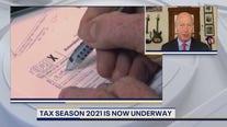 Tax season 2021 is now underway