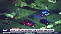 Police investigating shooting at Walmart in Whitehall Township