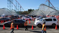 Six Flags planning to reopen all parks in 2021, hire thousands of seasonal workers