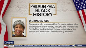 Black History Month: Dr. Ione Vargus