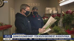 Bob on the Job: Quinn's Flowers