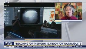 Author Hilary Beard talks about books profiling NASA researcher Katherine Johnson