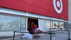 3 hurt after driver slams into front of Target store in Cherry Hill, New Jersey