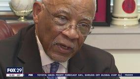 Celebrating Living History: Wilson Goode Sr., Philadelphia's first African American mayor