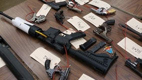Gun buyback event collects over 150 firearms Saturday in Philadelphia
