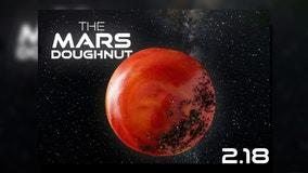 Krispy Kreme to offer 'Mars Doughnut' in honor of Perseverance Rover landing