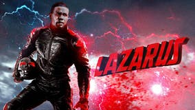 'Lazarus' star Sean Riggs previews his powerful character ahead of exclusive debut on Tubi
