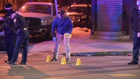 Woman hospitalized after shooting outside a bar in East Frankford, police say