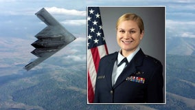 Meet the bomber pilot who will be leading the Super Bowl flyover
