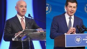 Senate confirms Pete Buttigieg as transportation secretary, Alejandro Mayorkas as DHS chief