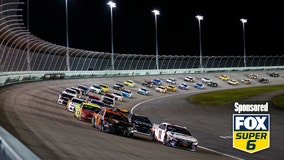 How to win $10,000 with FOX Super 6 on NASCAR's Dixie Vodka 400