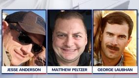 Idaho National Guard identifies three soldiers killed in Black Hawk crash