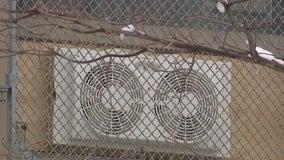 School District of Philadelphia install window fans to help improve air flow
