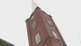 Local church sounds bell in memory of more than 500K lives lost to COVID-19 in the U.S.