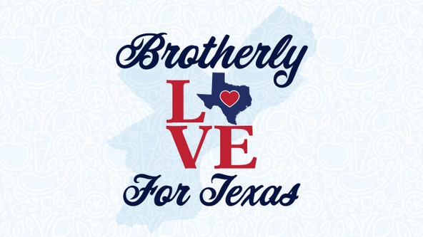 Brotherly Love for Texas: Good Day helps provide more than 167K meals to Texans in need