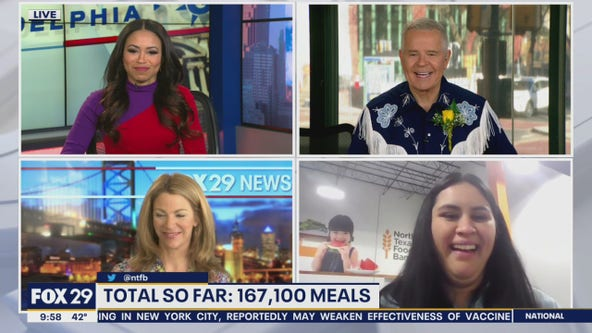 Good Day viewers help provide more than 167,000 meals to Texans in need