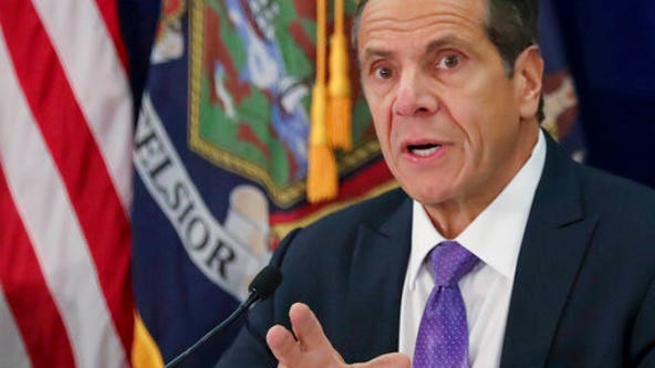 Cuomo accused of sexual harassment by 2nd former aide