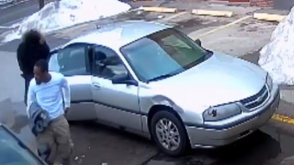 Police release video of suspects wanted in shooting, robbery at Roxborough Boost Mobile