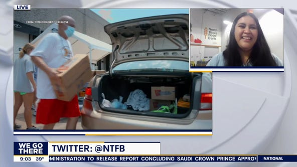 Brotherly Love For Texas benefits North Texas Food Bank