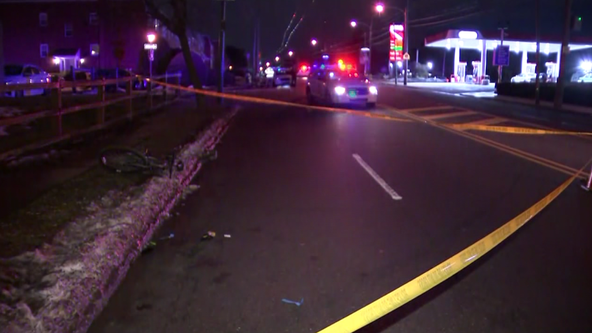 Police: Bicyclist dies after being struck by SEPTA bus in Northeast Philly