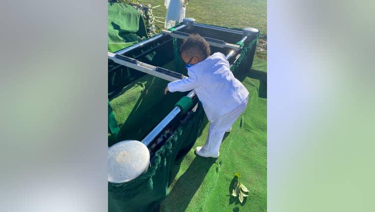 Lottie Funeral