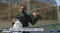 Good Day Philadelphia crew looks back on 25 years of Steve Keeley