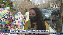Good Day celebrates producer Berlinda's anniversary at FOX 29