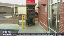 Suspects sought after ATM explosion in busy Chestnut Hill shopping center