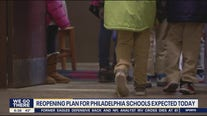 Reopening plan for Philadelphia Schools expected today