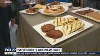 Breakfast with Bob: Lakeview Cafe