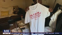 Young Philly entrepreneur creates clothing brand to help his family stay 'Strong'