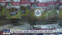 New Phillies gear to gear up for the season