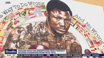 "Joe Frazier mural being dedicated on 50th anniversary of ""Fight of the Century"""