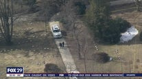 Police investigate shooting during funeral at Upper Darby cemetery