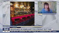 Bridget Foy's reopened in February after 2017 fire