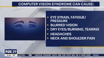 Computer Vision Syndrome and how it affects your eyes and health