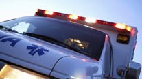 Man struck and killed while mowing lawn, police say