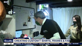 Bob on the Job: Making t-shirts with Towners