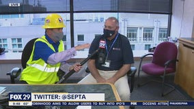 Bob on the Job: SEPTA Controller