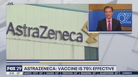 Astrazeneca says COVID-19 vaccine is 79% effective