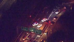 2 killed, 3 injured in wrong-way crash on 676 in Camden