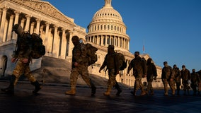 National Guard at Capitol served 'tainted and unhealthy food,' members of Congress allege