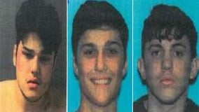 Police search for 3 men accused of attacking Norristown pizza shop owner